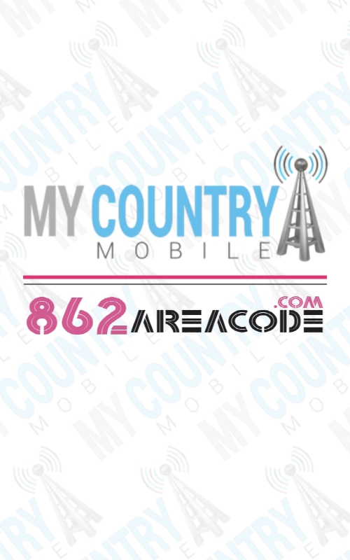 862 area code- My country mobile